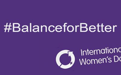 #BalanceforBetter. My thoughts on our progress this International Women's Day